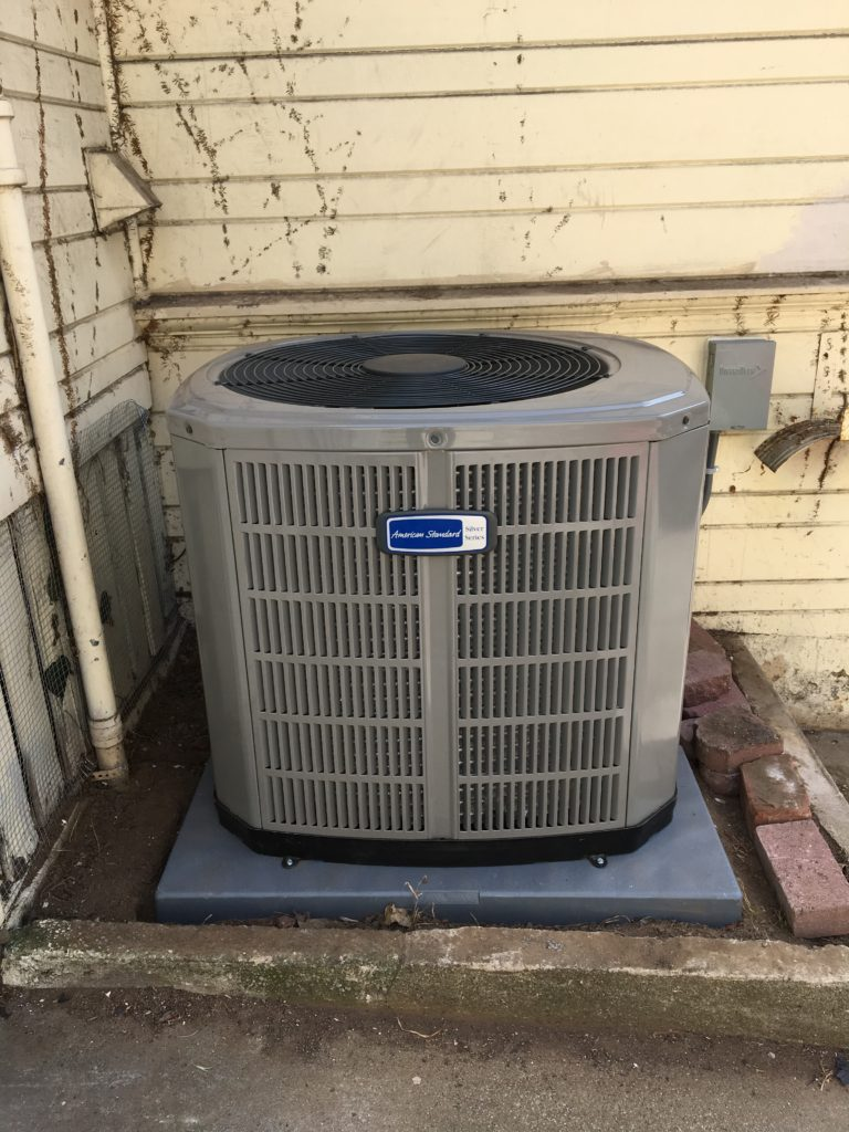 Another [VERY] happy Oakland resident upgrades to central climate control!