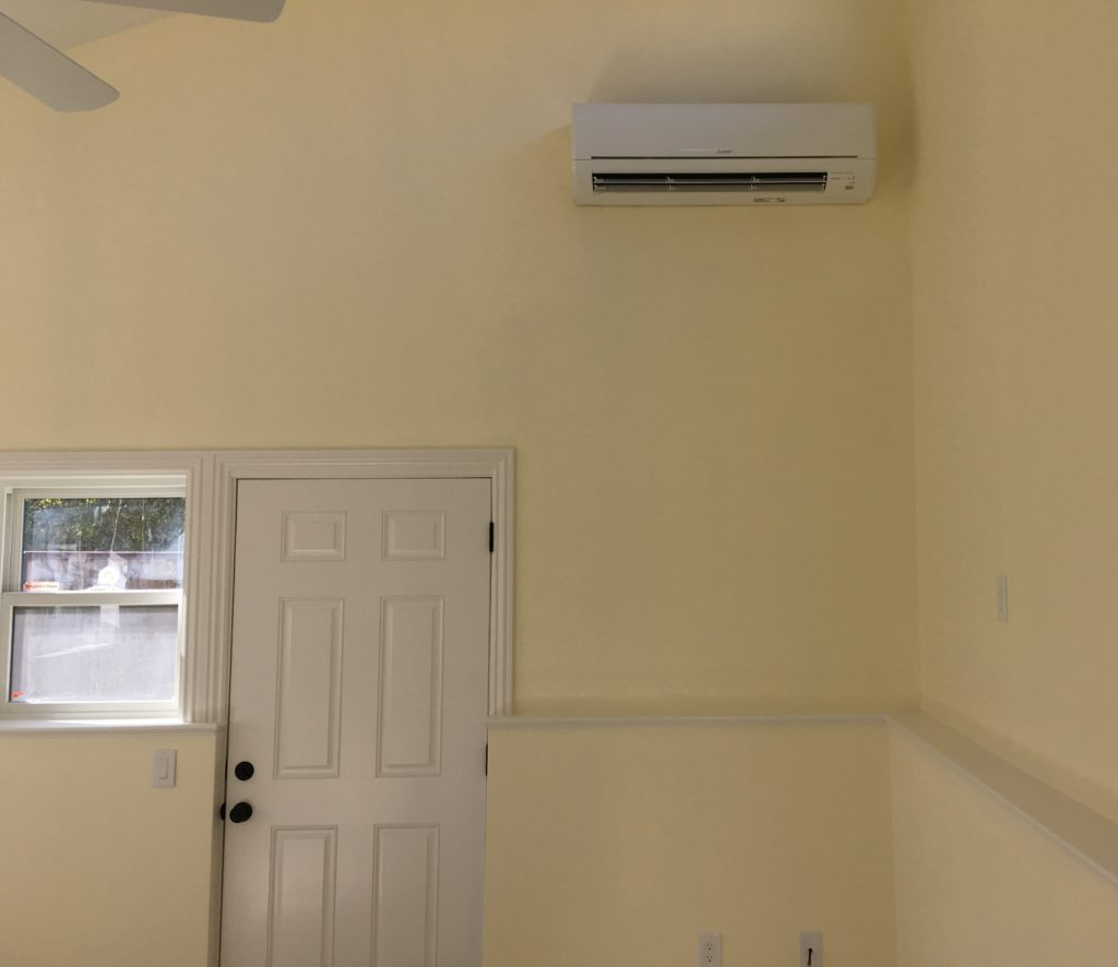 Super high efficiency heating, cooling, and indoor air quality